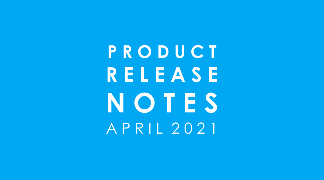 april release notes